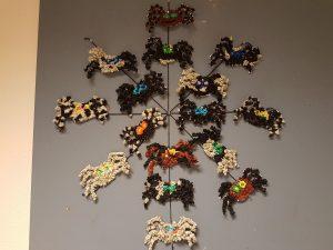 Herfstspinnen uit groep 6B